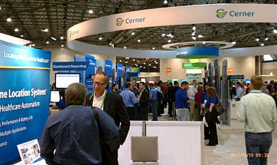 CenTrak and Cerner — Experience the Possible | Trade Show