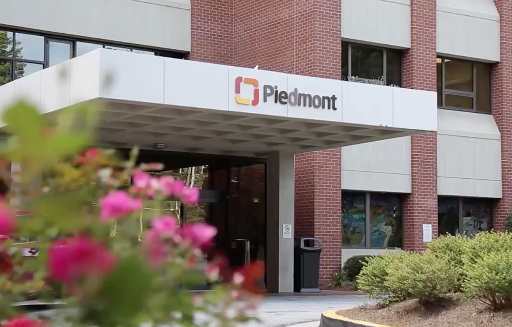 Enterprise Location Services at Piedmont Healthcare