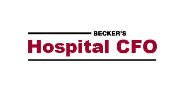 Beckers Hospital CFO